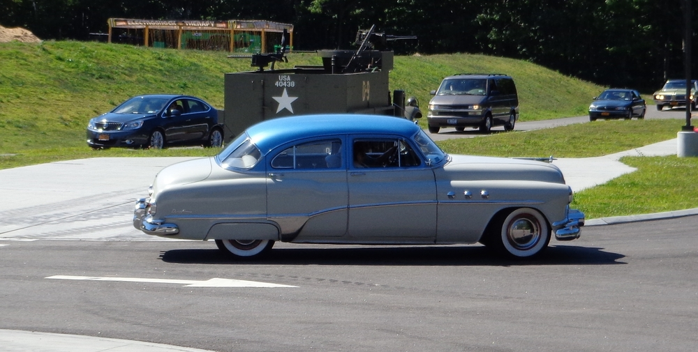 Allan Warren: 1951 Special Deluxe Four Door Sedan
