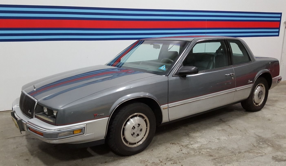 Charles F. Connell: 1987 Riviera T-Type