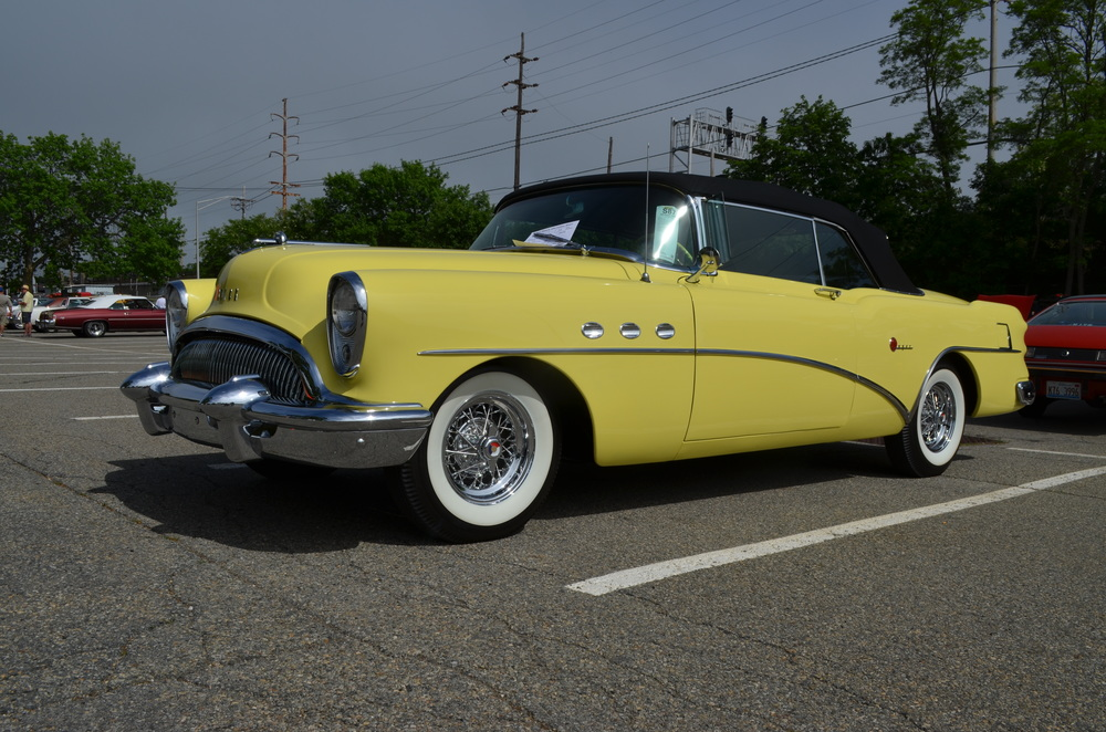 Patrick Cassino: 1956 Super Convertible