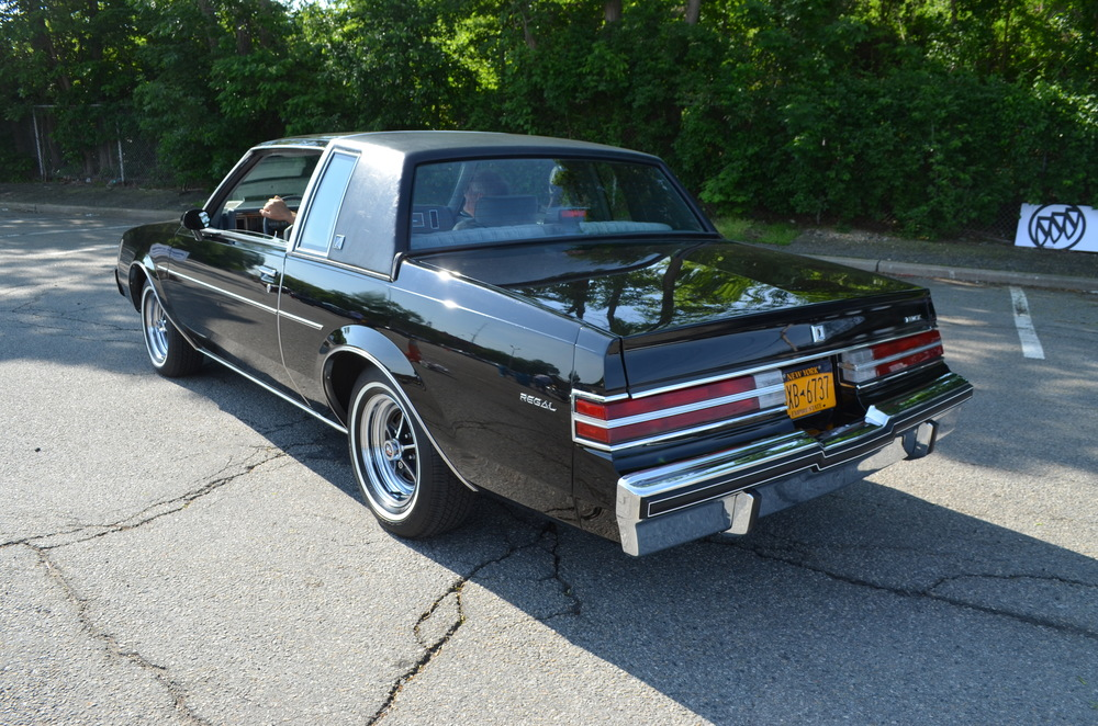 Andy Kollos: 1986 Regal 2 Dr. Coupe