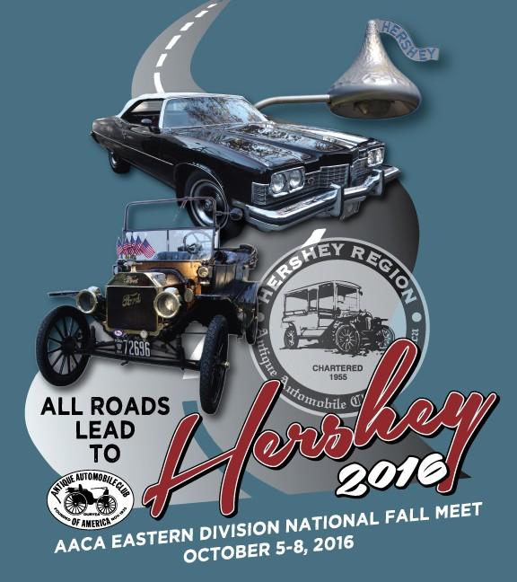 AACA Fall Meet Hershey PA Long Island Buick Club - Hershey pa car show