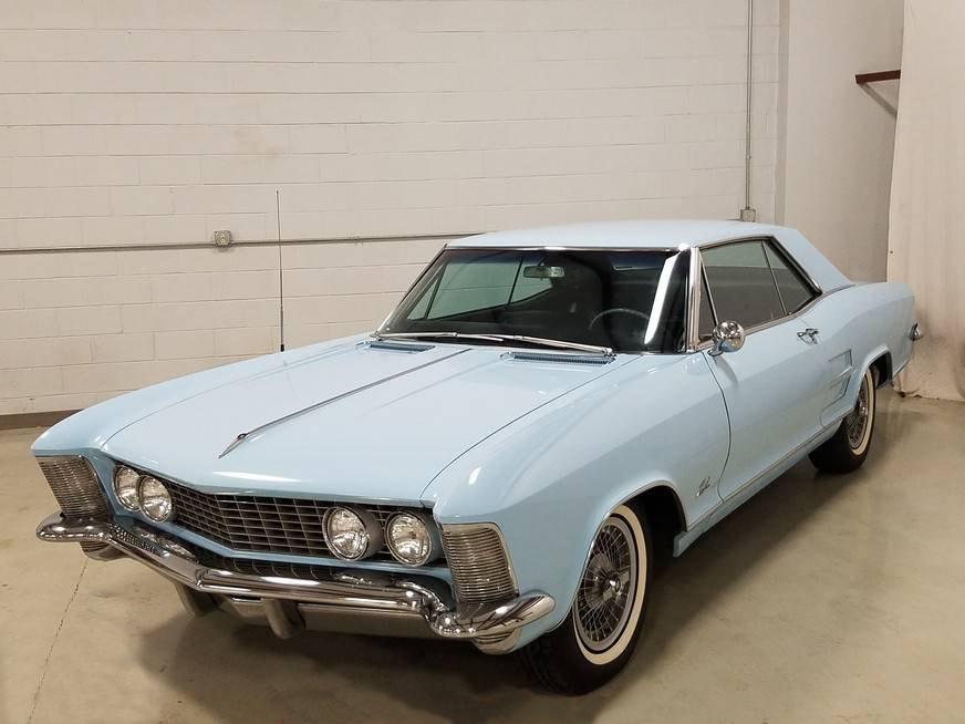Bill Girimonti: 1963 Riviera 2Dr. Coupe