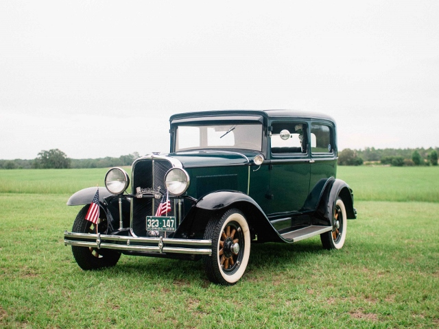 Peter Amabile: 1930 Marquette Model 30, 2Dr Sedan