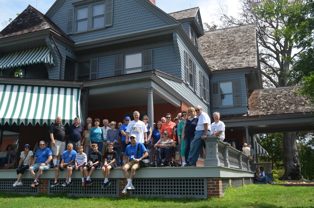 2018 Annual Picnic at Sagamore Hill, Oyster Bay