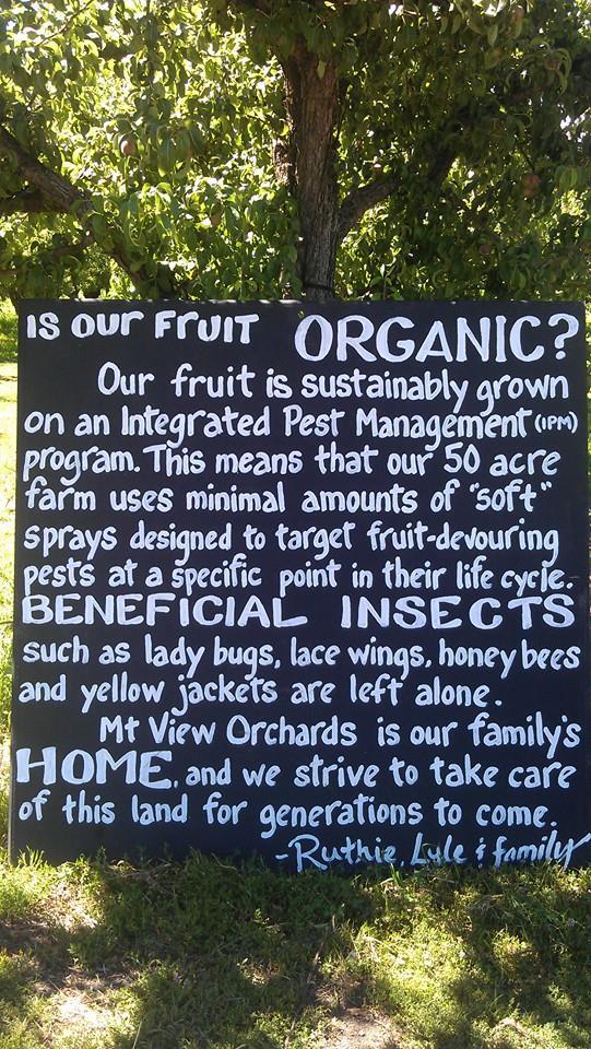 our pest management philosophy