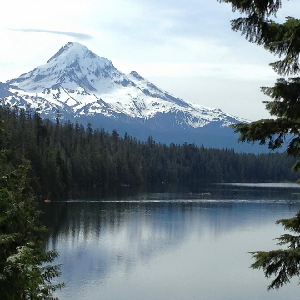 Lost lake!