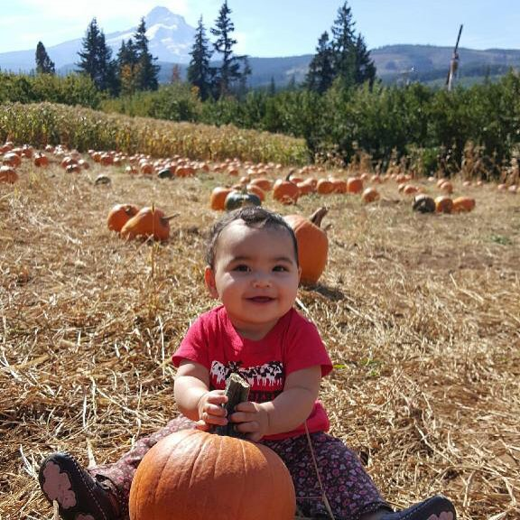 Great fall opportunities for pumpkin pictures with your littles