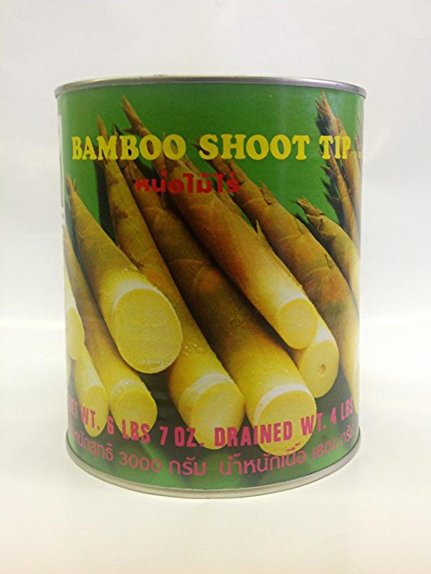 Bamboo Shoot Tip    Singing Bird    BBT1719 12x42 oz   BBT1720 24x20 oz  BBT1721 24x30 oz  BBT1722 6x5 lbs