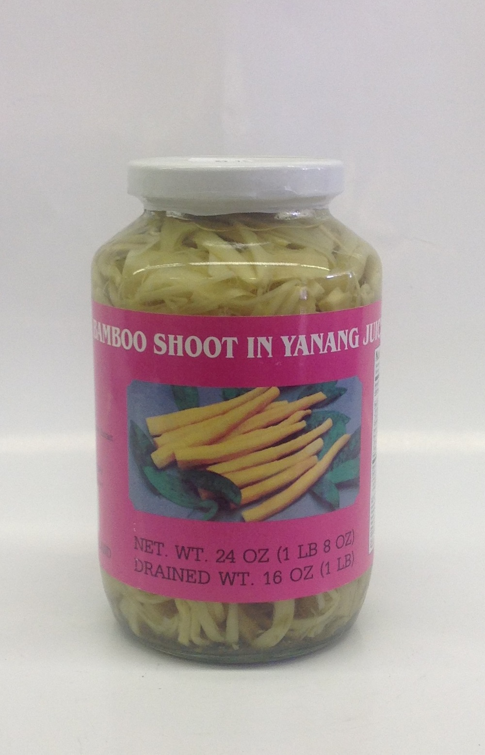 Bamboo Shoot in Yanang Juice    Parrot   BBY1160 12x24 oz