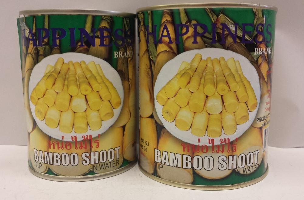 Bamboo Shoot, Tip in Water    Happiness    BBT1300 24x20 oz    BBT1301 24x30 oz    BBT1302 6x5 lbs