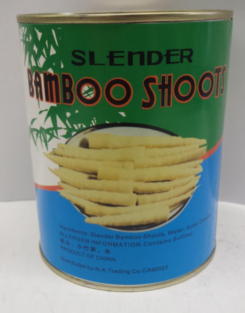 Bamboo Shoot, Slender    Deer    BBS1980 24x28 oz