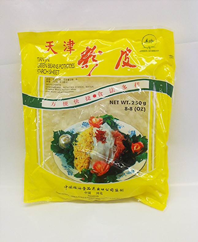 Green Beans Starch Sheet    Great Wall   BT20100 40x8.8 oz