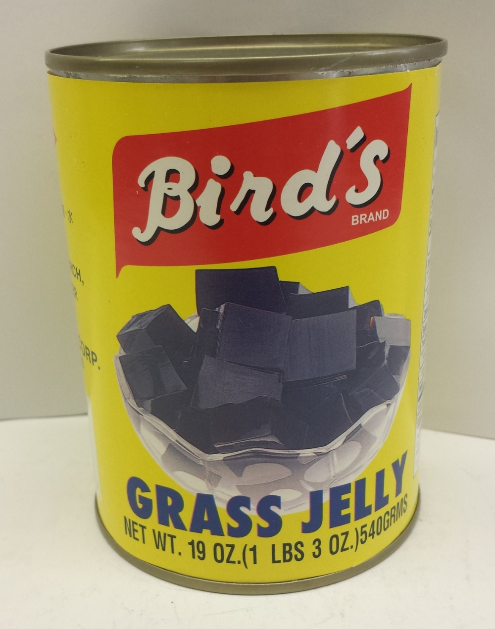 Grass Jelly    Bird's   DK13195 24x19 oz