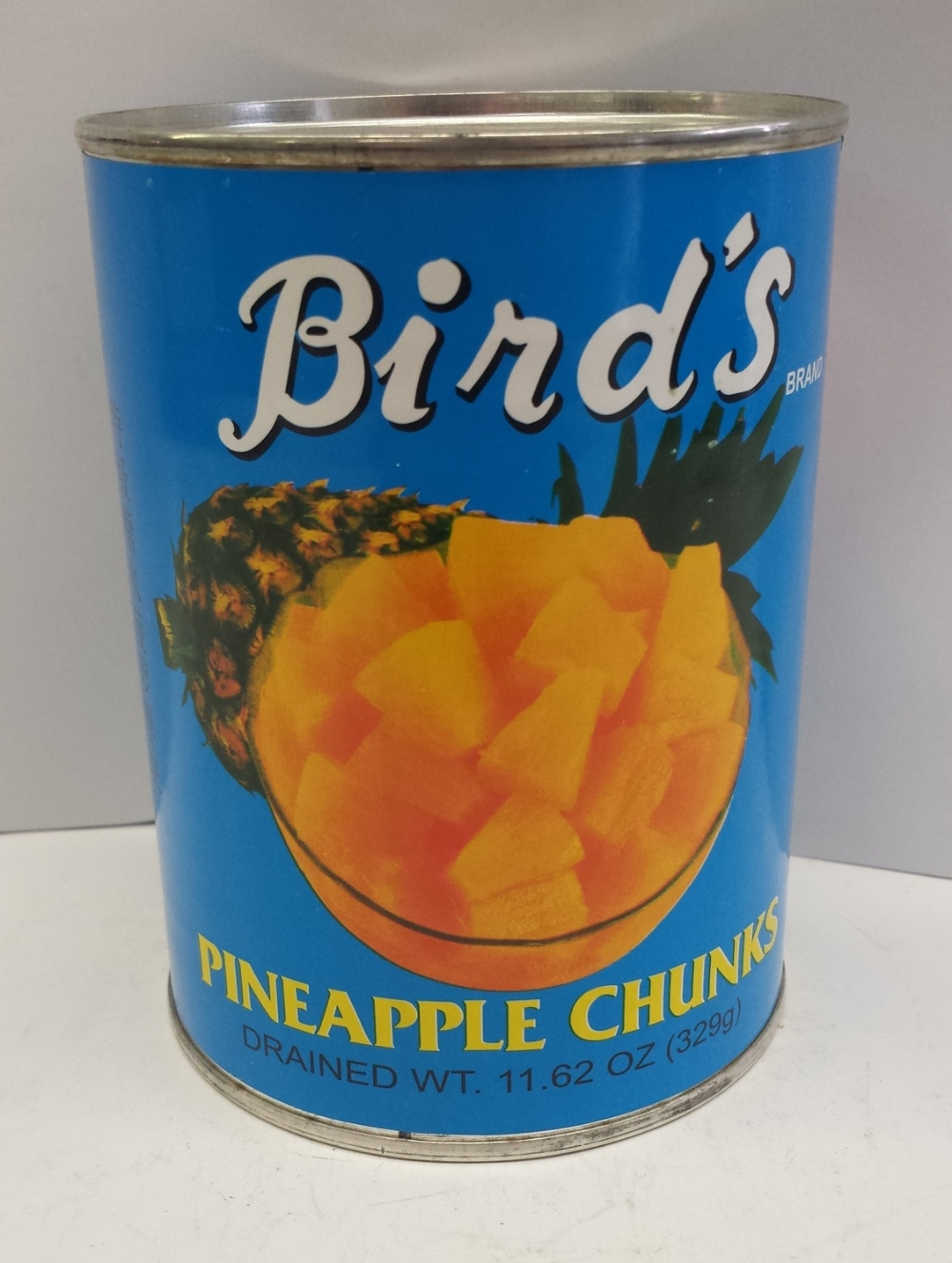 Pineapple Chunks    Bird's   FC16104 24x20 oz