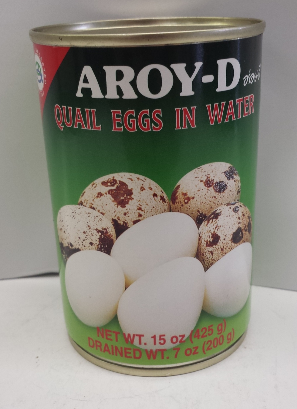 Quail Eggs in Wate r   Aroy-D   MC16205 24x15 oz
