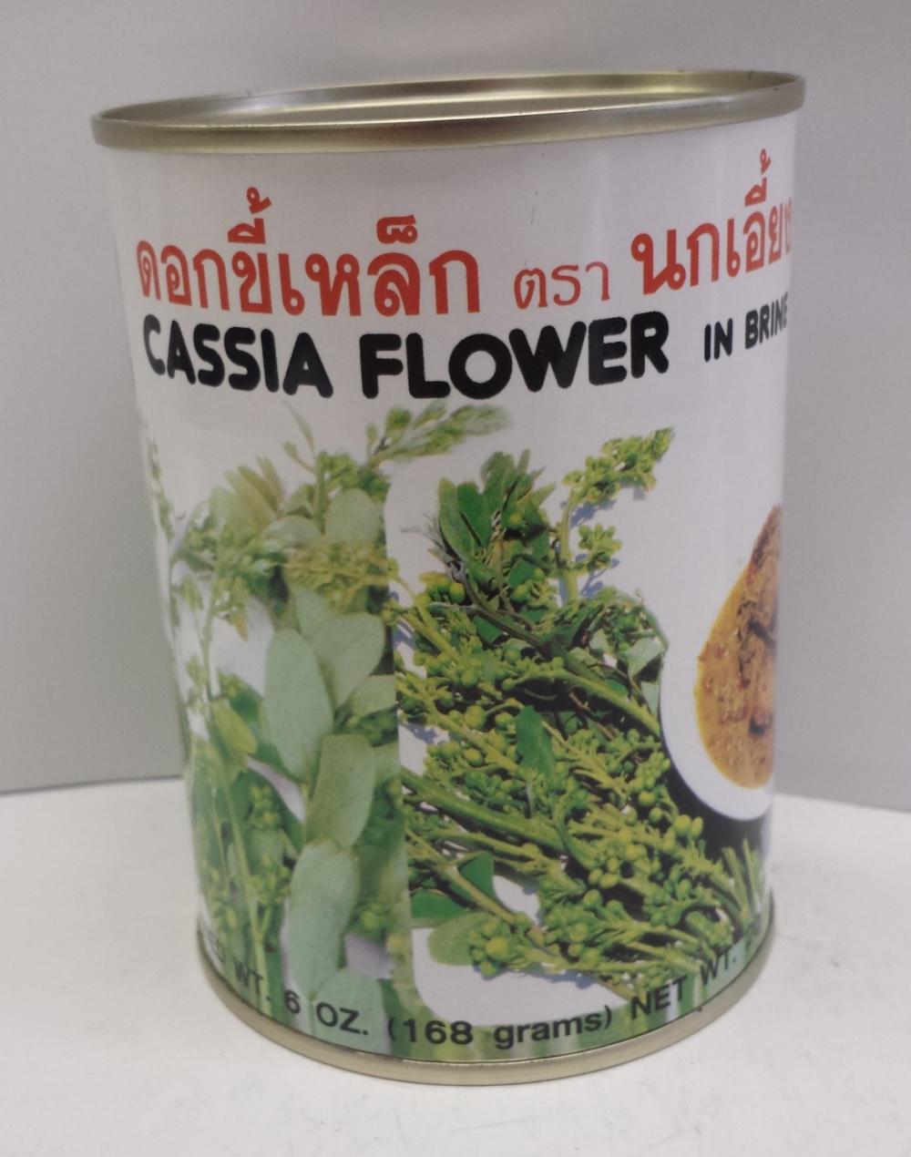Cassia Flower in Brine    Singing Bird   PK11240 24x20 oz