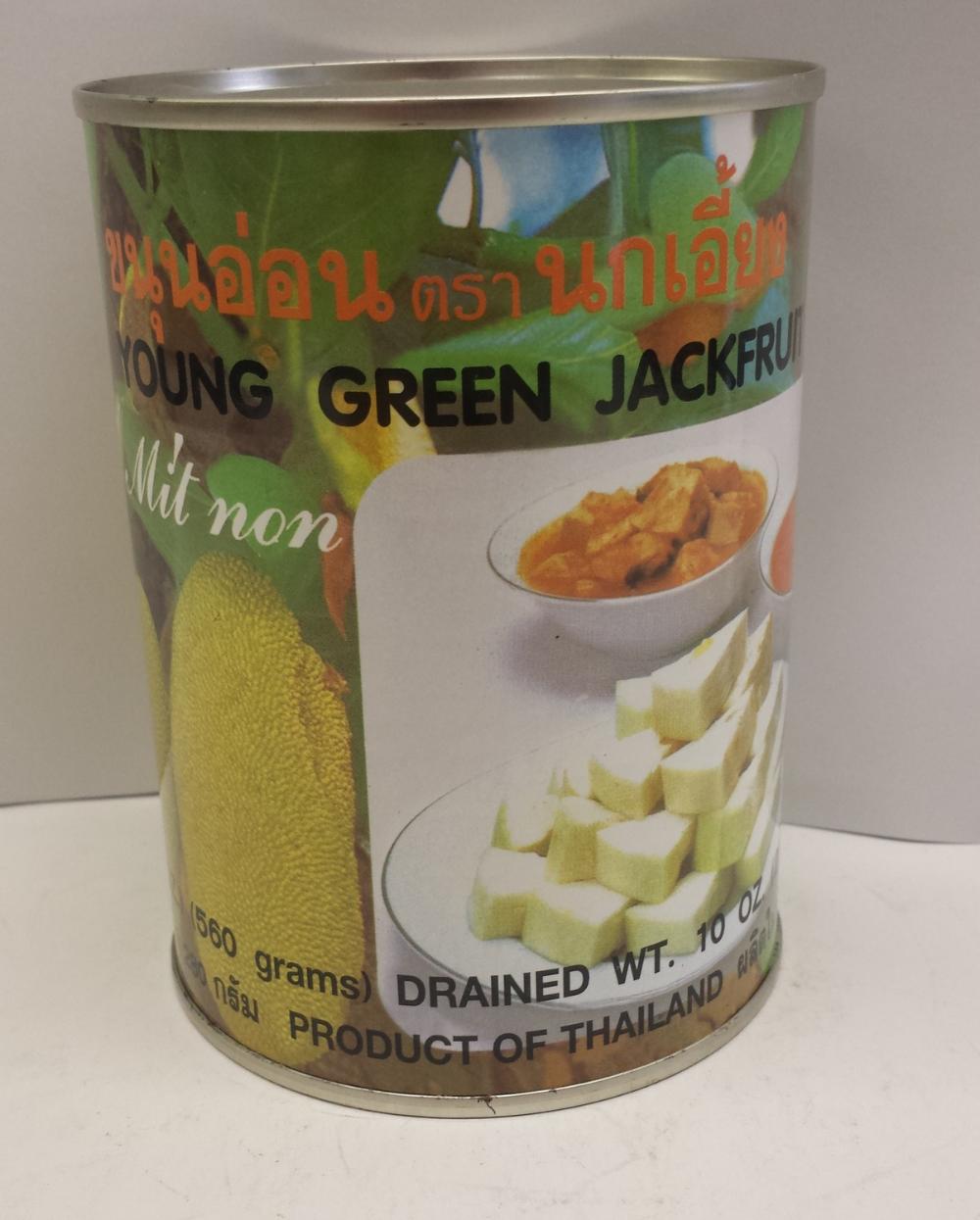 Young Green Jack fruit    Singing Bird   VC19100 24x20 oz