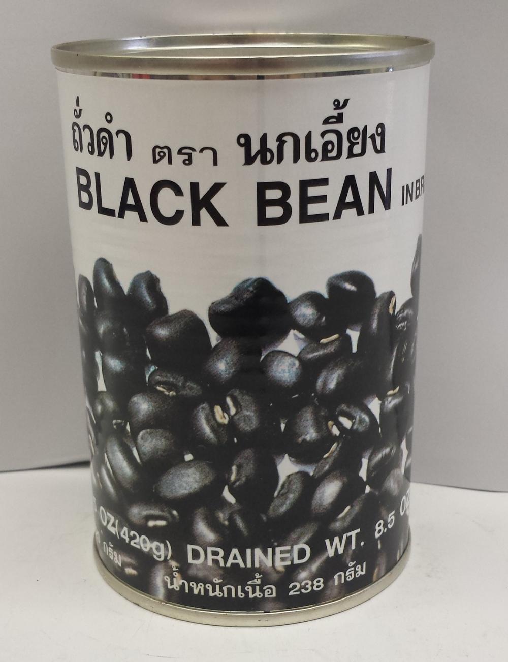 Black Bean in Brine    Singing Bird   VC11210 24x15 oz