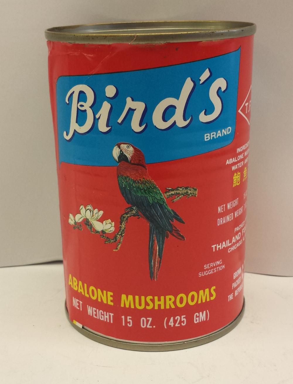 Abalone Mushroom    Bird's   MU11102 24x15 oz