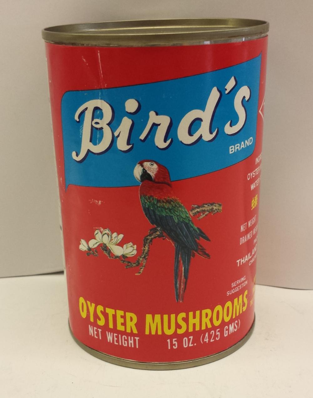 Oyster Mushroom    Bird's   MU16307 24x15 oz