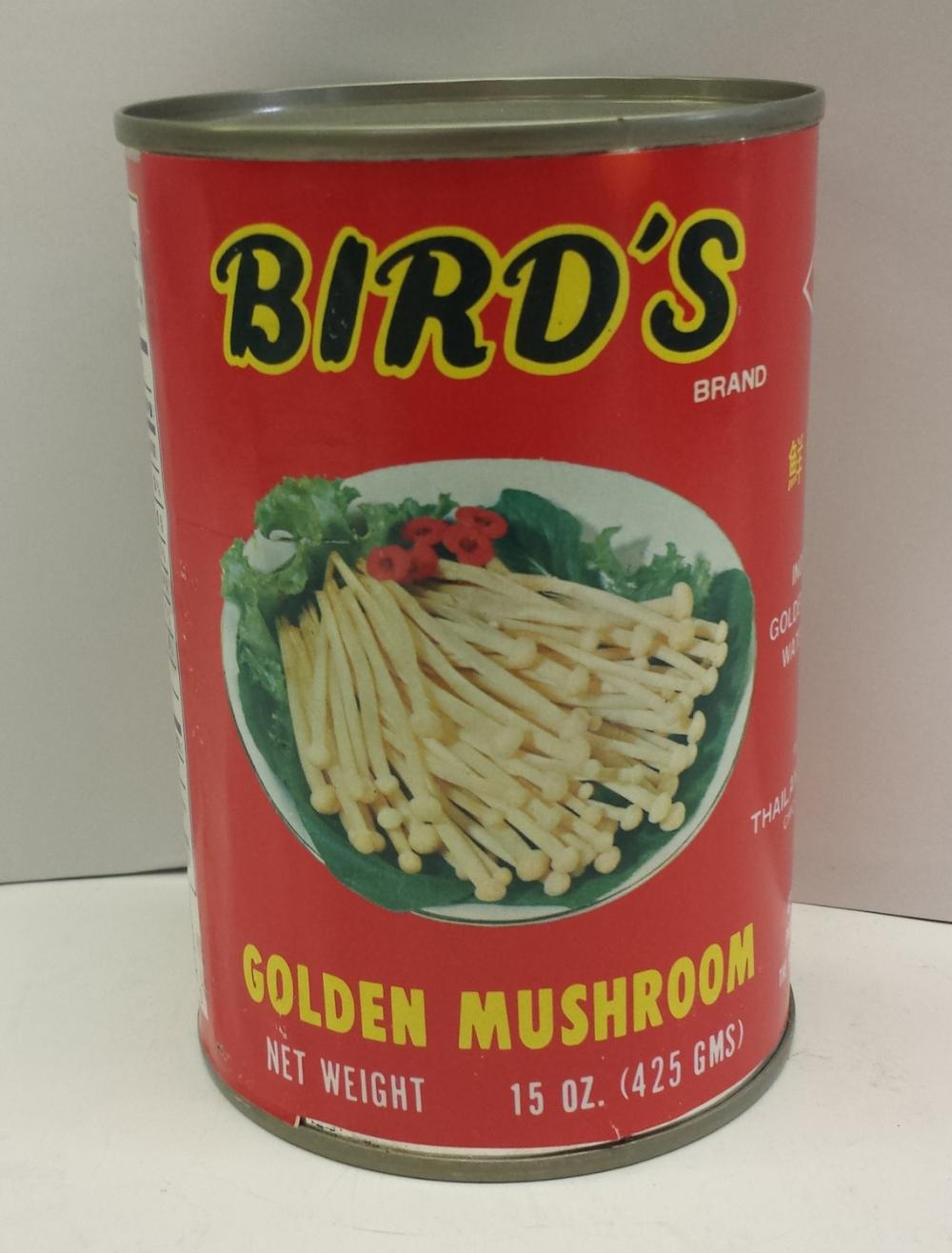 Golden Mushroom    Bird's   MU13100 24x15 oz