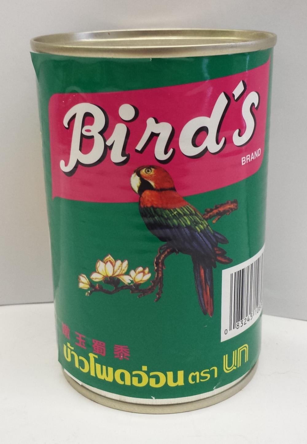 Young Sweet Corn    Bird's   VC19121 24x15 oz
