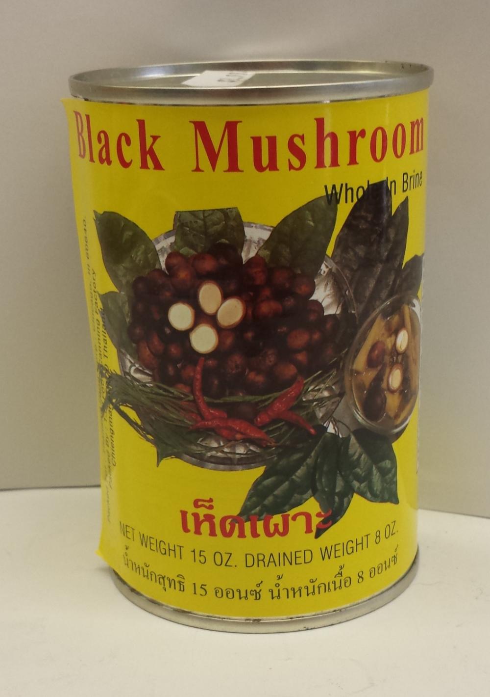 Black Mushroom    Sumpao Boat   MU12099 24x15 oz