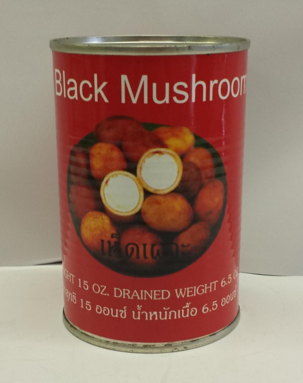 Black Mushroom    Singing Bird   MU12100 24x15 oz