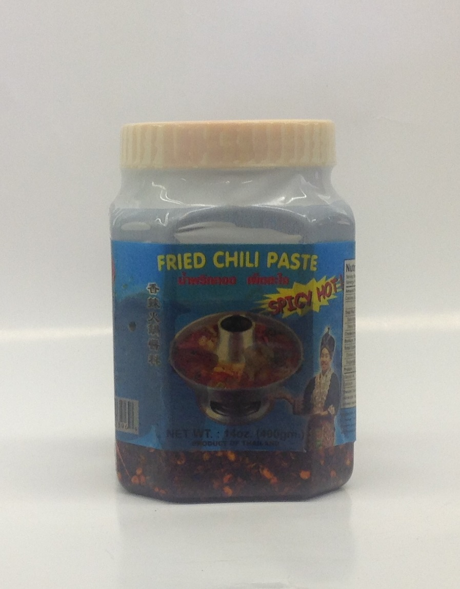 Fried Chili Paste    A   CH16701 24x14 oz