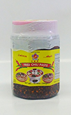 Fried Chili Paste    B&F   CH16700 24x14 oz