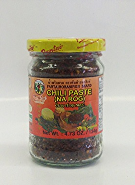Chili Paste w/ Na Rog   Pantai   CH11520 24x5 oz