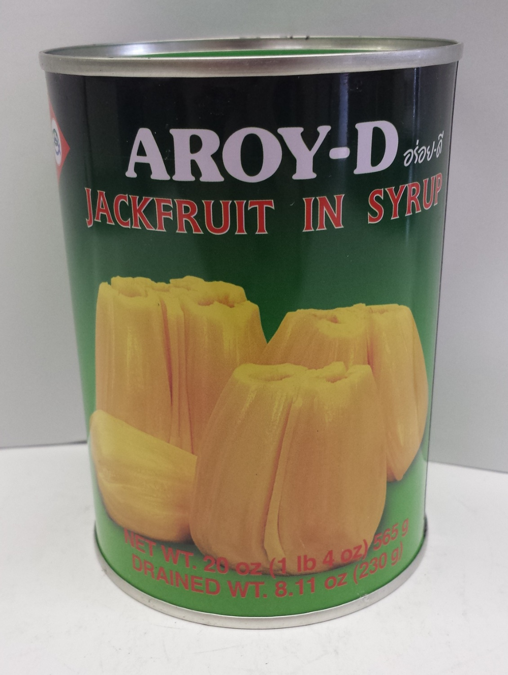 Jack Fruit in Syrup    Aroy-D   FC14105 24x20 oz