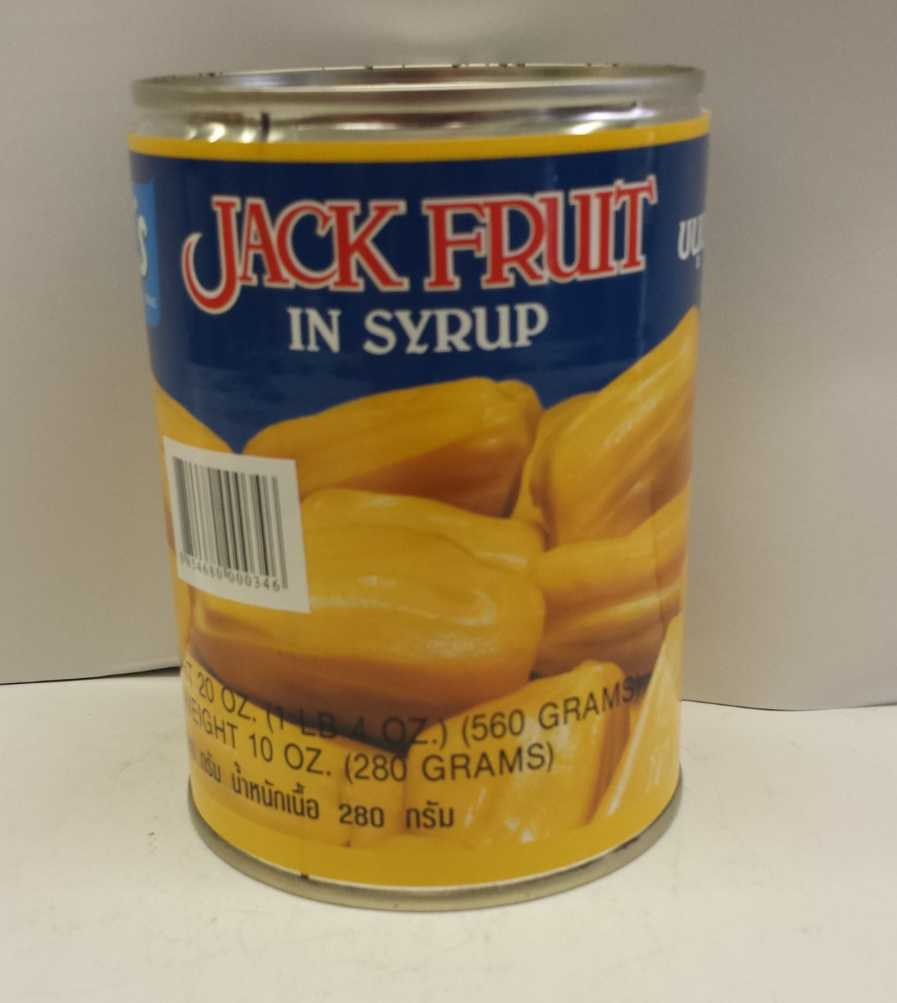 Jack Fruit in Syrup    Bird's   FC14102 24x20 oz