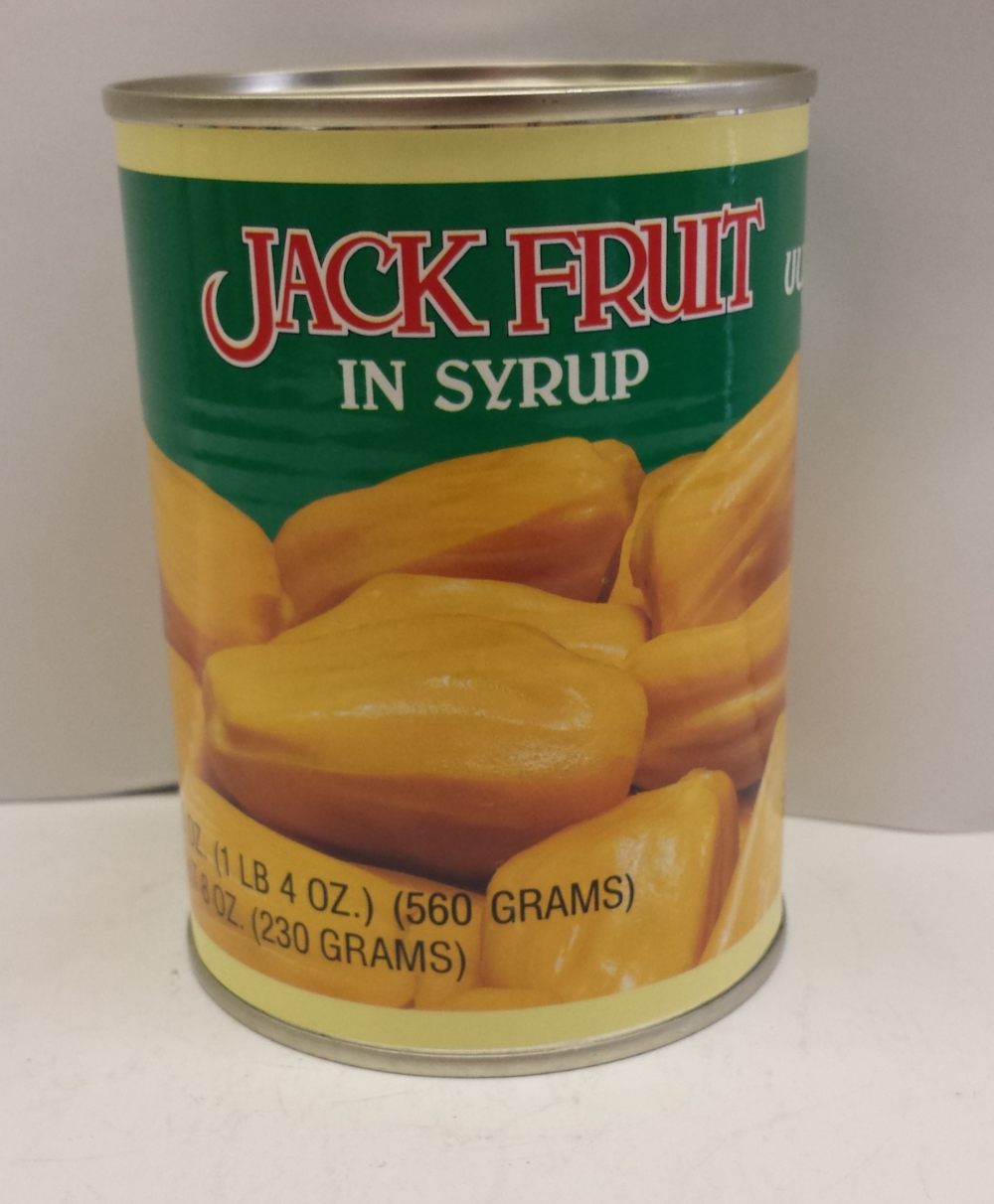 Jack Fruit in Syrup    Singing Bird   FC14100 24x20 oz