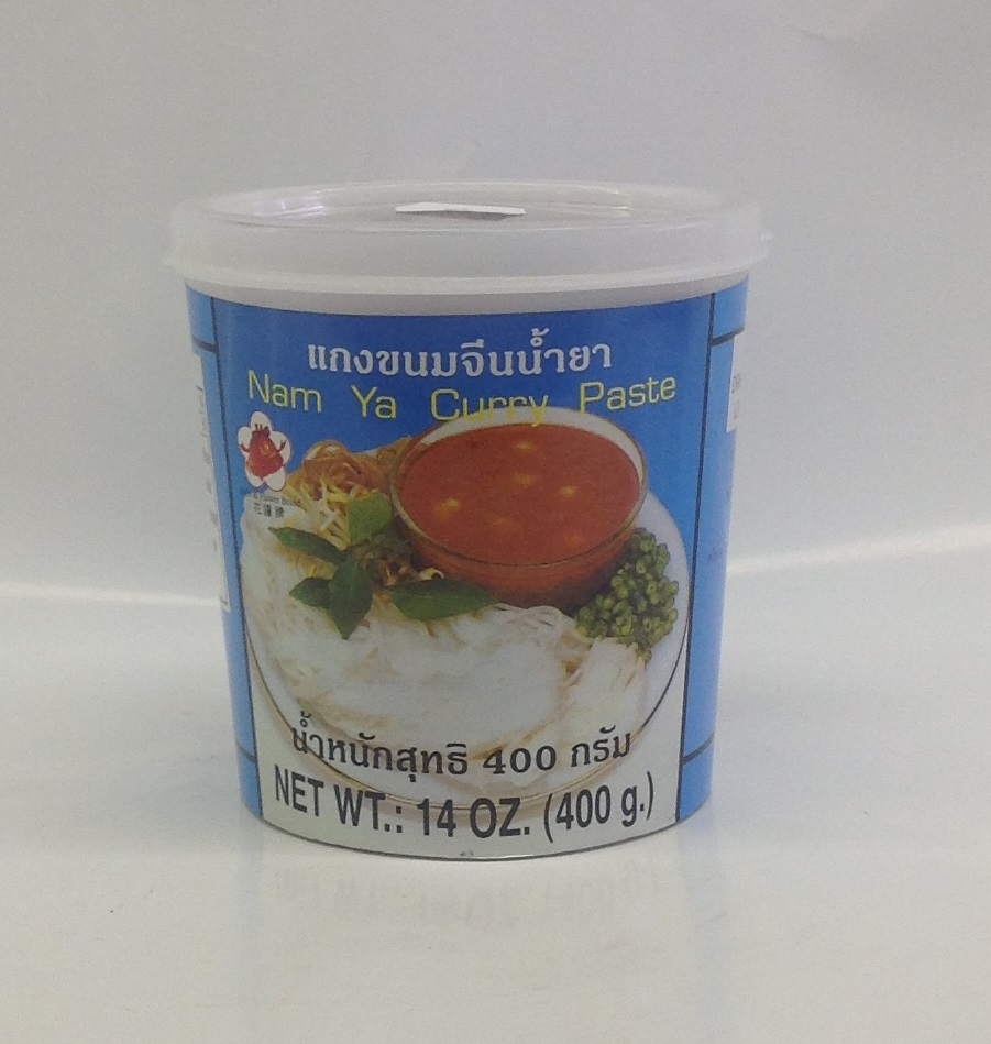 Curry Paste (Nam Ya)    B&F   CR17498 24x14 oz