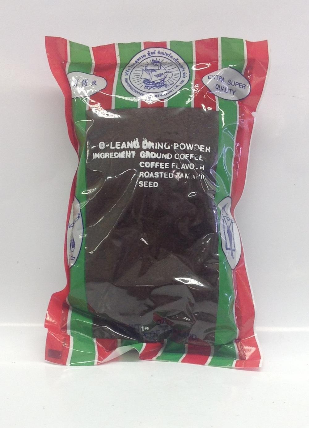 Thai Coffee Powder (O-Leang)   Sumpao Boat   DK17212 50x14 oz