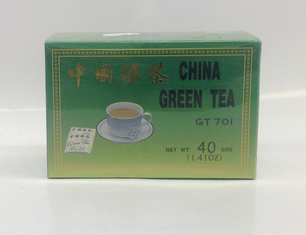 Green Tea (GT 701)   China   DKT1234 200x20 bags