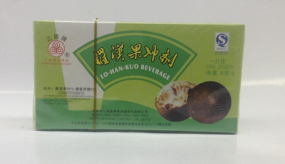 Lo Han Kuo   China   DKT1500 100x6 oz  DKT1500B 7 oz