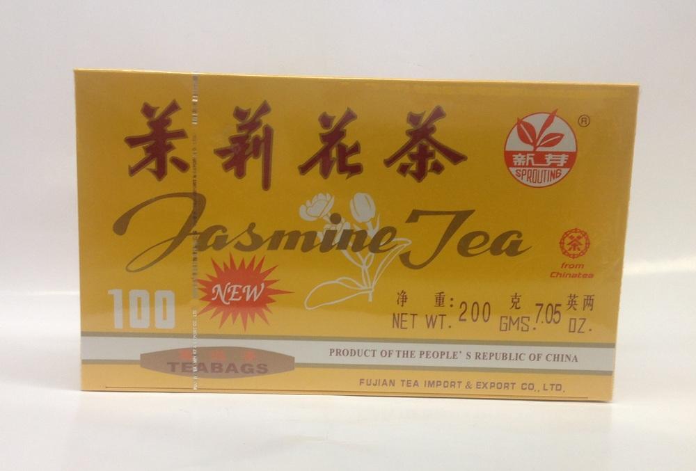 Jasmine Tea    Fujian    DKT1412 24x100 bags