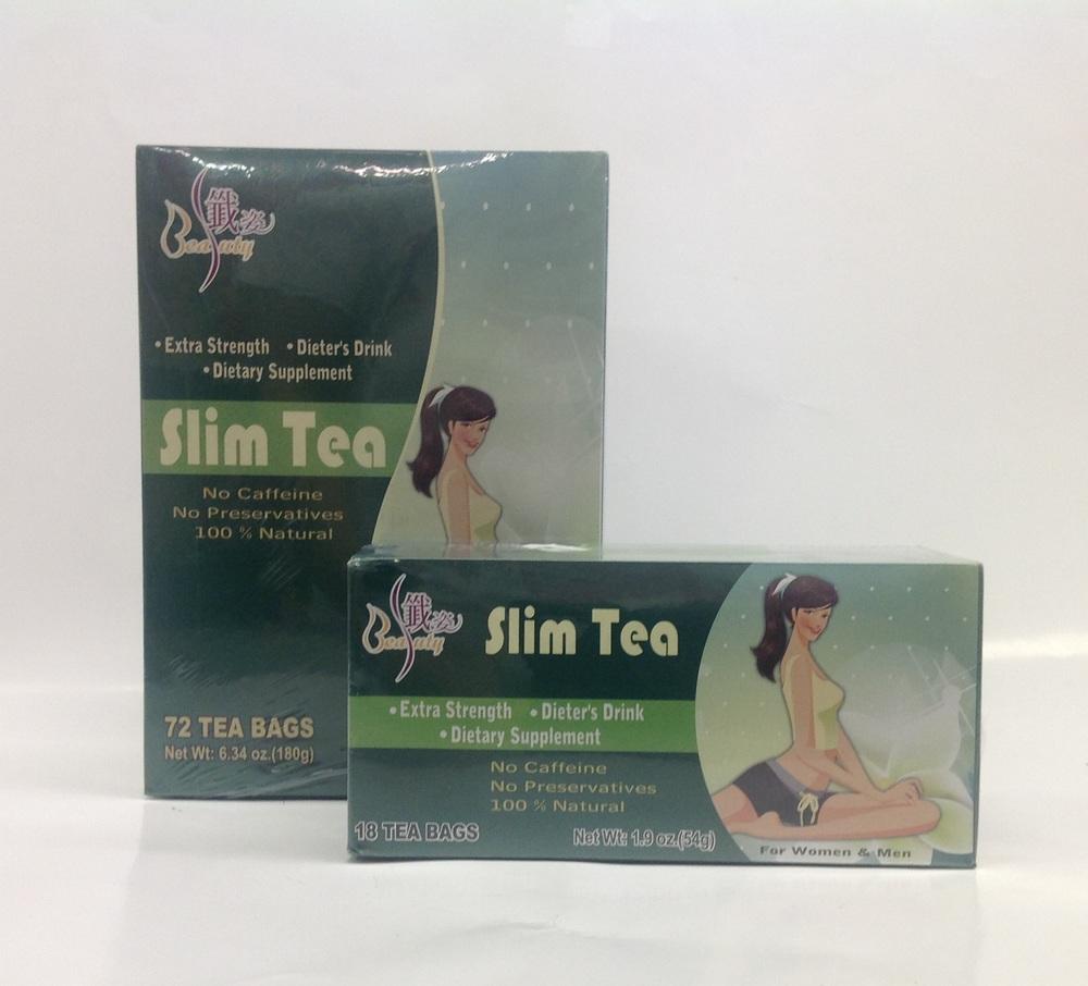 Beauty Slim Tea   Thai   DKT1101 36x18 bags  DKT1103 24x36 bags  DKT1105 12x72 bags