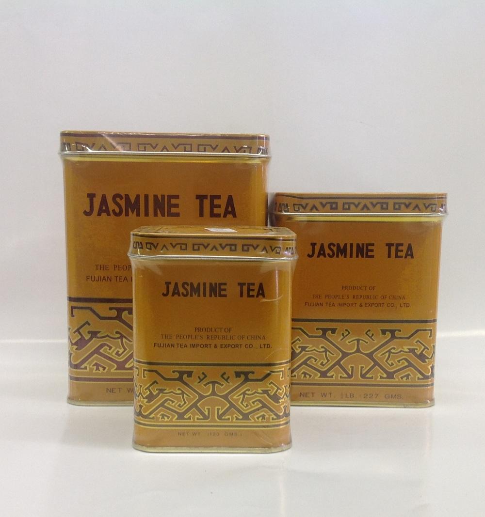 Jasmine Tea   Fujian   DKT1410 40x8 oz  DKT1410B 8 oz  DKT1411 24x16 oz  DKT1411B 16 oz  DKT1413 60x4 oz  DKT1413B 4 oz