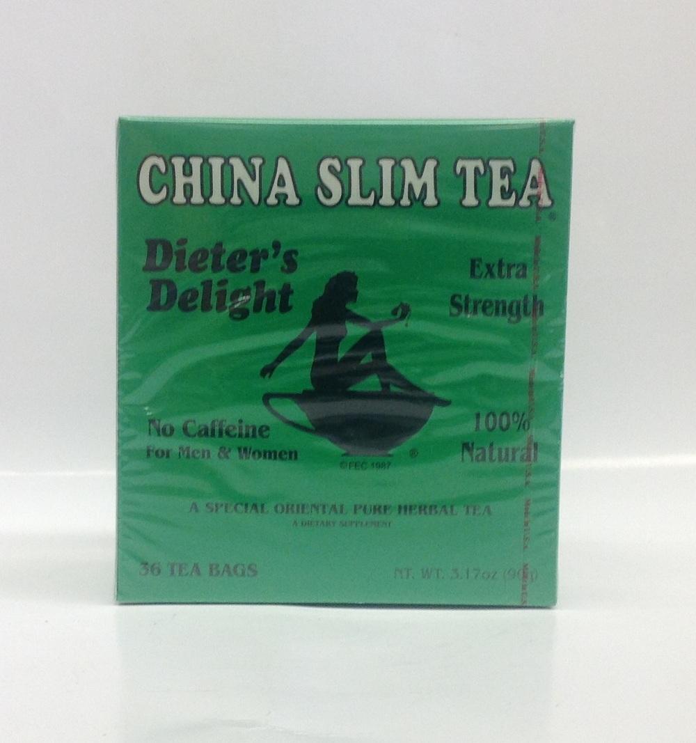 China Slim Tea (Extra Strength)   Tea Pot   DKT1191 36x20 bags