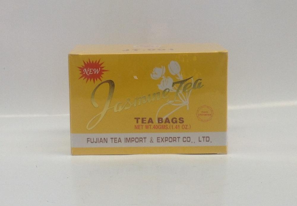 Jasmine Tea   Fujian   DKT1414 200x20 teabags  DKT1414C 20 teabags