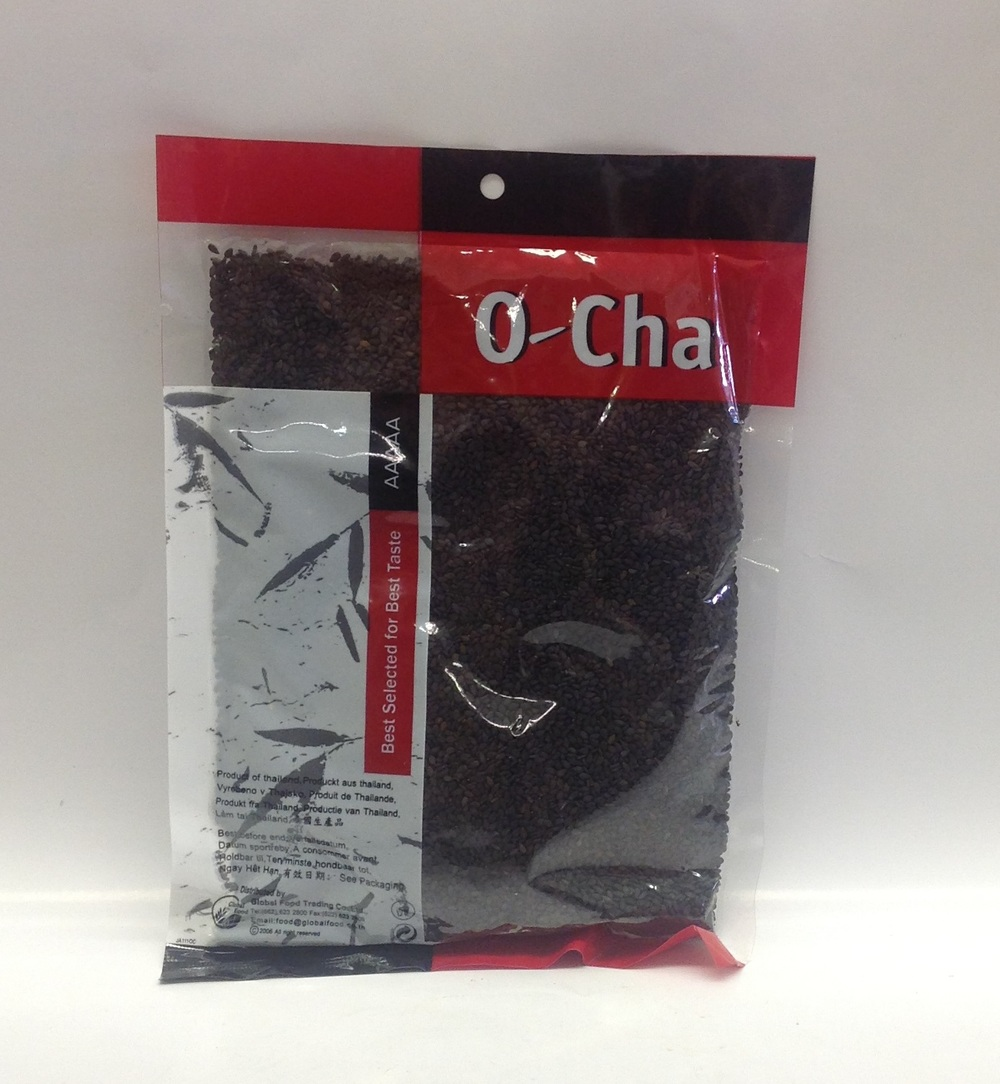 Black Sesame Seed   O-Cha   SD11201 100x7 oz