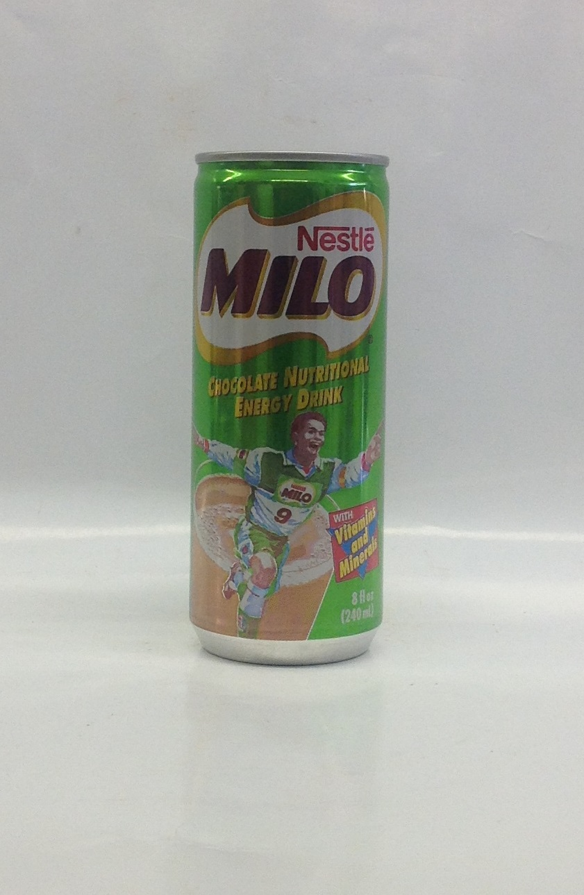 Milo Drink   Nestle   DK15004 24x8 oz