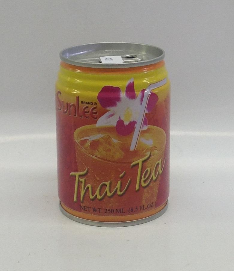 Thai Tea Drink   Sunlee   DK17603 24x8.5 oz