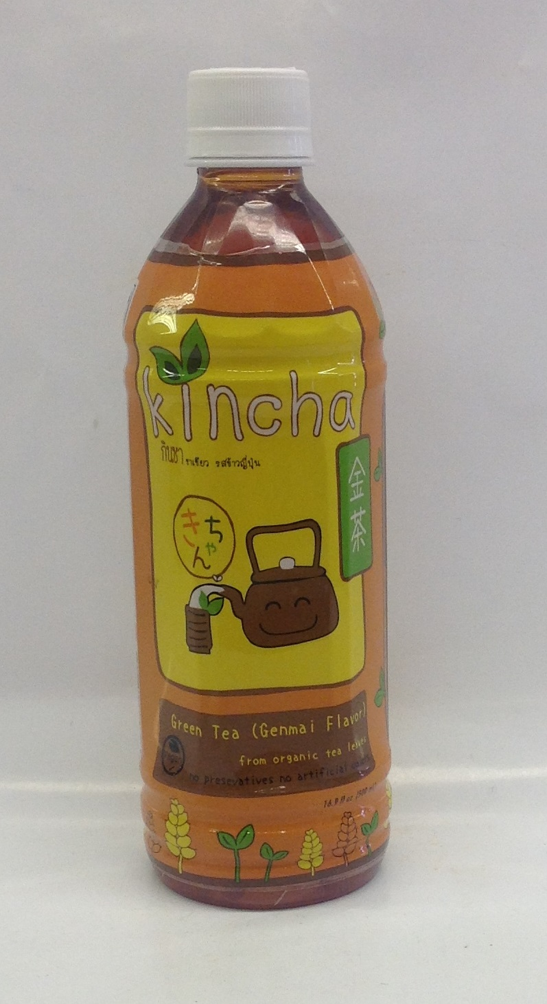 Kincha Green Tea   Thai   DK13850 24x500 oz