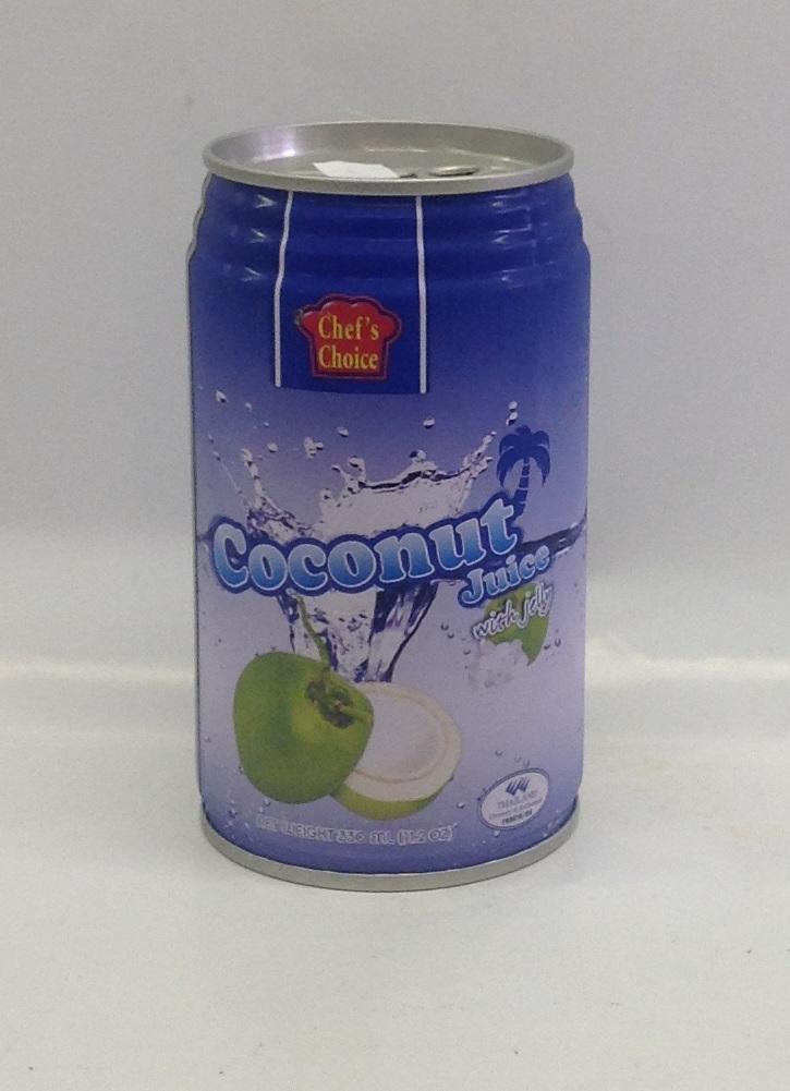 Coconut Juice w/ Jelly   Chef's Choice   DK11296 24x11.8 oz