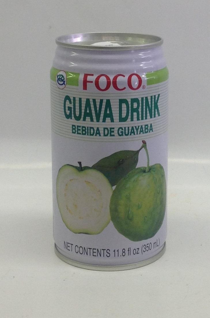 Guava Drink   Foco   DK13804 24x12 oz
