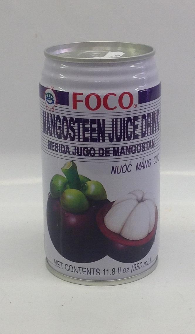 Mangosteen Juice Drink   Foco   DK15001 24x11.8 oz